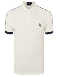 Fred Perry Sports Authentic Pique Polo Shirt Snow White