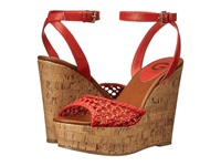 G By Guess Ethal 2 Cool Coral Women's Wedge Shoes Pink
