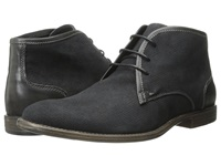 Robert Wayne Graham Dark Grey Men's Lace Up Boots Gray