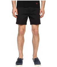 Armani Jeans Cotton Shorts Blue