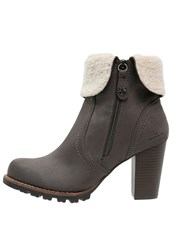 Tom Tailor Boots Coal Grey