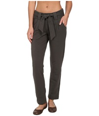 Royal Robbins Eco Terry Pant Obsidian Women's Casual Pants Brown