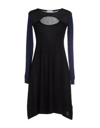 Crumpet Dresses Short Dresses Women Black