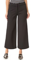 Getting Back To Square One The Long Culottes Black