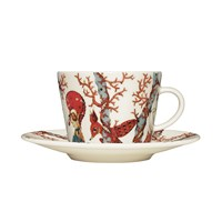 Iittala Tanssi Coffee Cup And Saucer