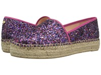 Kate Spade Linds Too Purple Glitter Fuchsia Nappa Women's Shoes