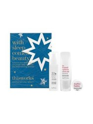 This Works With Sleep Comes Beauty Heroes Set One Colour