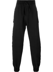 Blood Brother Loose Fit Sweatpants Black