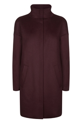 Fenn Wright Manson Victoria Coat Purple