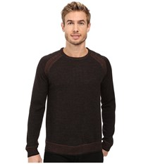 Robert Graham Filberto Sweater Heather Charcoal Men's Sweater Gray