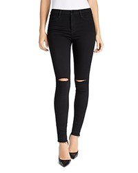 William Rast Sculpted Jeans In Black