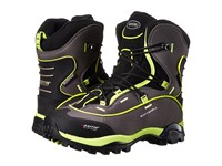 Baffin Snosport Charcoal Floro Green Women's Cold Weather Boots Multi