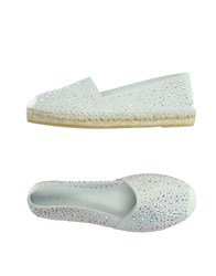Fiorina Footwear Espadrilles Women Light Grey