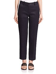 3.1 Phillip Lim Pindot Pencil Pants Nightfall