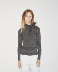 Isabel Marant Adil Pullover Silver