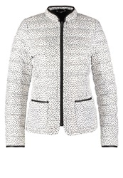 Esprit Collection Down Jacket Offwhite Black Off White