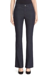 Lafayette 148 New York Women's 'Thompson' Stretch Bootcut Jeans