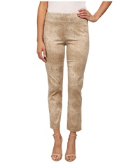 Miraclebody Jeans Judy Ankle Pants Natural White Women's Casual Pants Beige