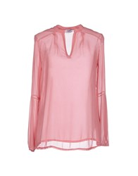 Kate Shirts Blouses Women Pastel Pink
