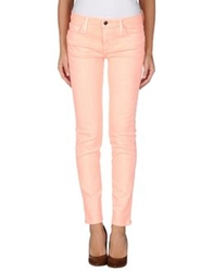 Joe's Jeans Denim Pants Light Yellow