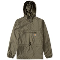 Carhartt Spinner Pullover Jacket Green