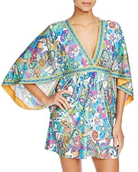 Trina Turk Mykonos Tunic Swim Cover Up 100 Bloomingdale's Exclusive Pool