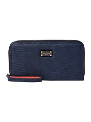 Paul's Boutique The Limehouse Collection Navy Zip Around Navy