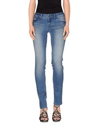 Superdry Denim Denim Trousers Women Blue