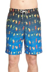 Men's Big And Tall Tommy Bahama 'Baja Happy Hour' Swim Trunks