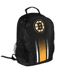 Forever Collectibles Boston Bruins Prime Time Backpack Black