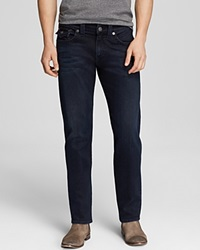 True Religion Jeans Geno Straight Fit In Rolling Water
