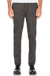 Scotch And Soda Knitted Classic Pant Grey