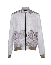 Fifteen And Half Coats And Jackets Jackets Men White