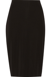 Bailey 44 Fandango Stretch Jersey Skirt Black