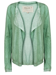 Garcia Open Cardigan Green