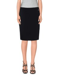 Blumarine Skirts Knee Length Skirts Women Black