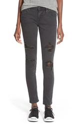 Junior Women's Vigoss 'Tomboy' Destroyed Jeans