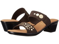 Onex Sonic Chocolate Brown Women's Sandals