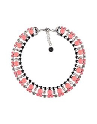Reminiscence Necklaces Pink