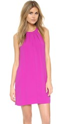 Bcbgmaxazria Tristyn Dress Magenta