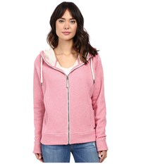Bench Gain Marled Sweatshirt Brandied Apricot Marl Women's Sweatshirt Pink
