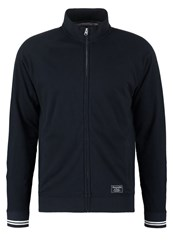 Abercrombie And Fitch Tracksuit Top Heritage Navy Dark Blue