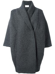 Reality Studio 'Xiong' Coat Grey