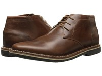 Steve Madden Harken1 Cognac Leather Men's Shoes Brown