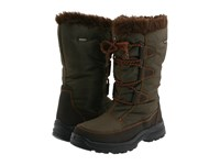 Spring Step Zurich Brown Women's Lace Up Boots