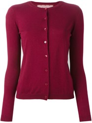 Red Valentino Classic Cardigan Red