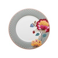 Pip Studio Fantasy Blue Dinner Plate