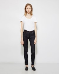 Acne Studios Pin Raw Jean Navy