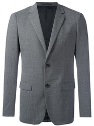 Theory 'Wellar Hc' Blazer Grey