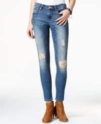 American Rag Ripped Charlie Wash Skinny Jeans Only At Macy's